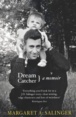 Jerome David Salinger with his daughter Margaret