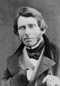 John Ruskin in 1863