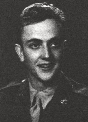 Kurt Vonnegut jr. in the 1940s