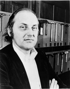Hans Hollein in 1976